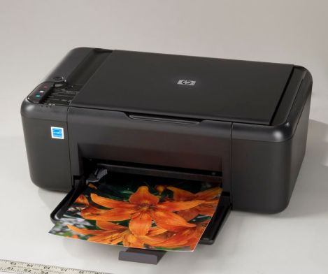 Issue: ICRT Story: Printers Batch 08 Product: HP Model: Deskjet F2480 (CB730B) CU: IC09010-0111-00-0909-VU01 Purpose: Main View Photographer: Peter Pezzella
